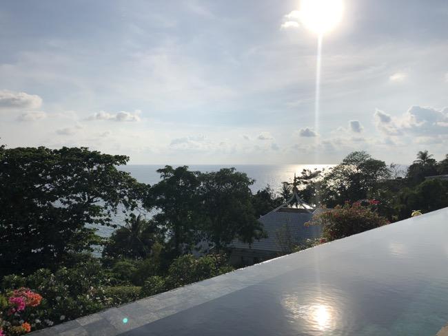 Thailand Villa View