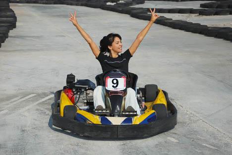 Chillisauce - Kart Racing