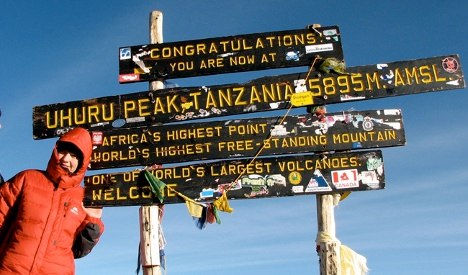 Eastern Sun Tours & Safaris - Mount Kilimanjaro