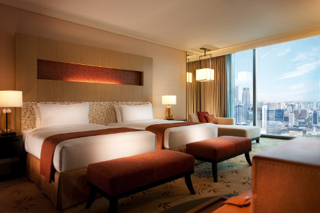 Marina Bay Sands Horizon Room
