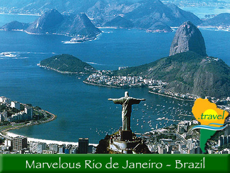 South America Travel - Brazil