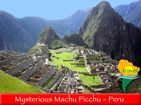 South America Travel - Peru