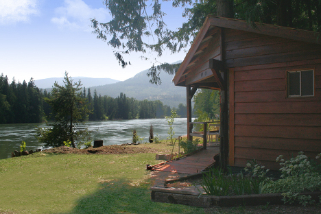 The Last Resort Vacation Cabin