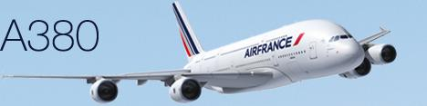 Fly on the Airbus A380 from London to Paris from only £80 rtn
