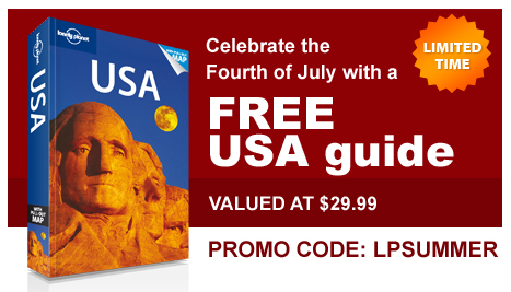 Celebrate the 4th of July - FREE USA Guide at Lonely Planet