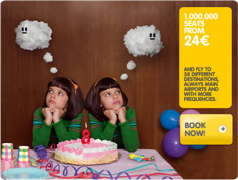 Vueling - Fly this autumn. 1,000,000 seats from 24€