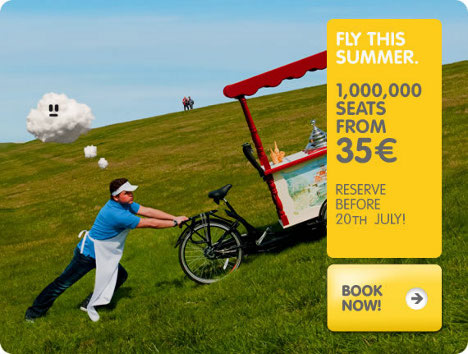 Vueling - Fly this summer, 1,000,000 seats from €35