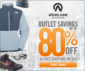 Altrec January Outlet Sales - Up to 80% off