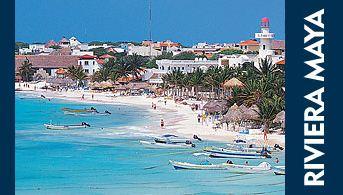 Save 51% to Riviera Maya, Mexico! Flight + 4 Nights from $583!
