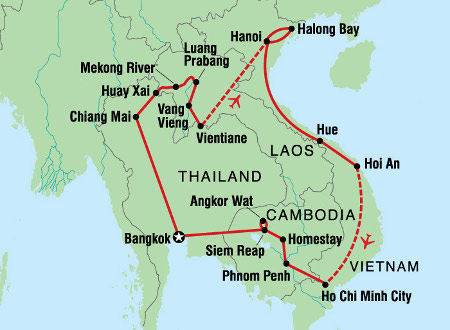 Great Indochina Loop