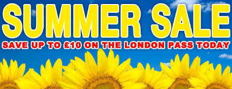 Summer Sale With London Pass
