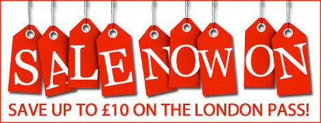 Save Up To £10 In The London Pass Sale