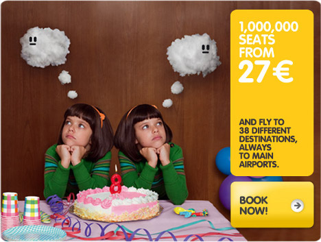 Vueling - seats from €27