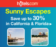 New Year, New Deals - Save up to 30% at hotels.com!