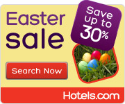 Easter Deals have Hatched at Hotels.com
