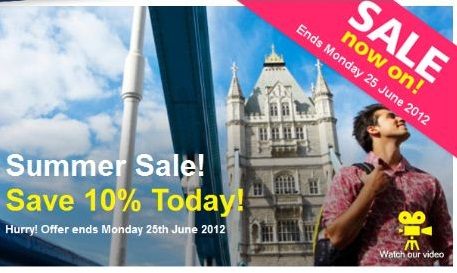 Save 10% In The London Pass Summer Sale!