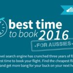 Best time to book flights (for Aussies)