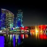 What do ladies do in Dubai?