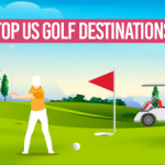 Infographic: Top US Golf Destinations